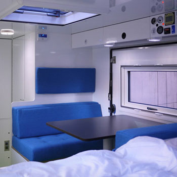 Overland camper fit out