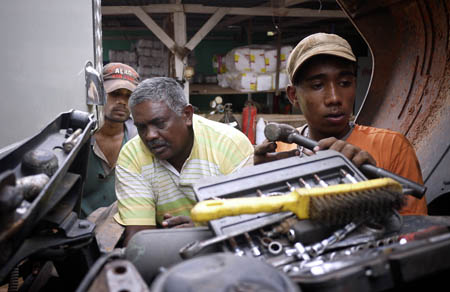 TallBoy best mechanic in Guyana